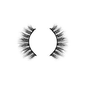 High quality Wispy styled strip lashes